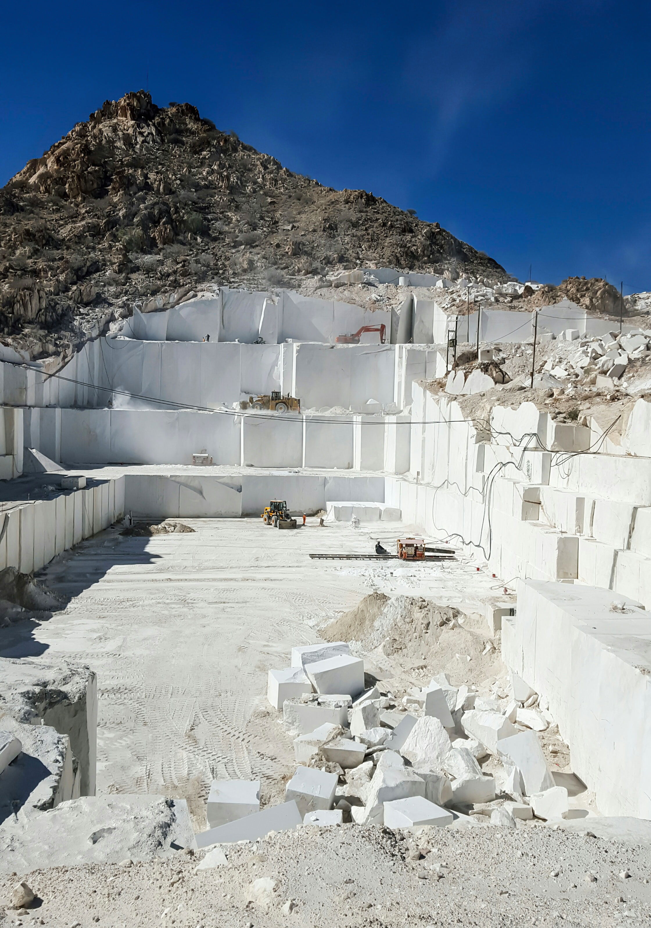 Natural Stone Mining Techniques Pty Ltd